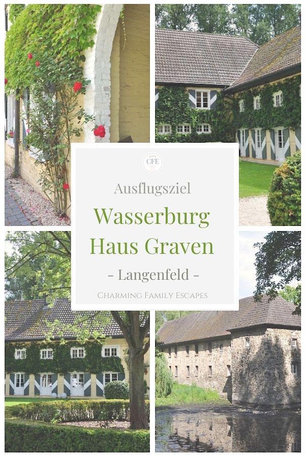 Wasserburg Haus Graven, Langenfeld, Deutschland