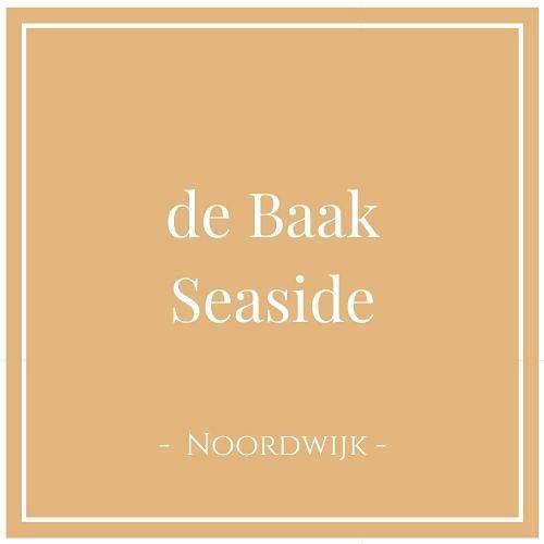 de Baak Seaside, Noordwijk, Niederlande