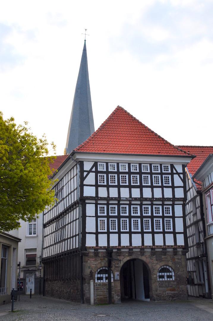 Altes Rathaus in Hattingen