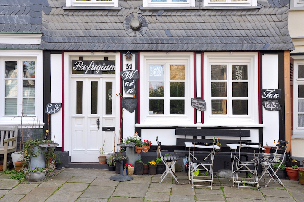 Cafe Refugium, Hattingen