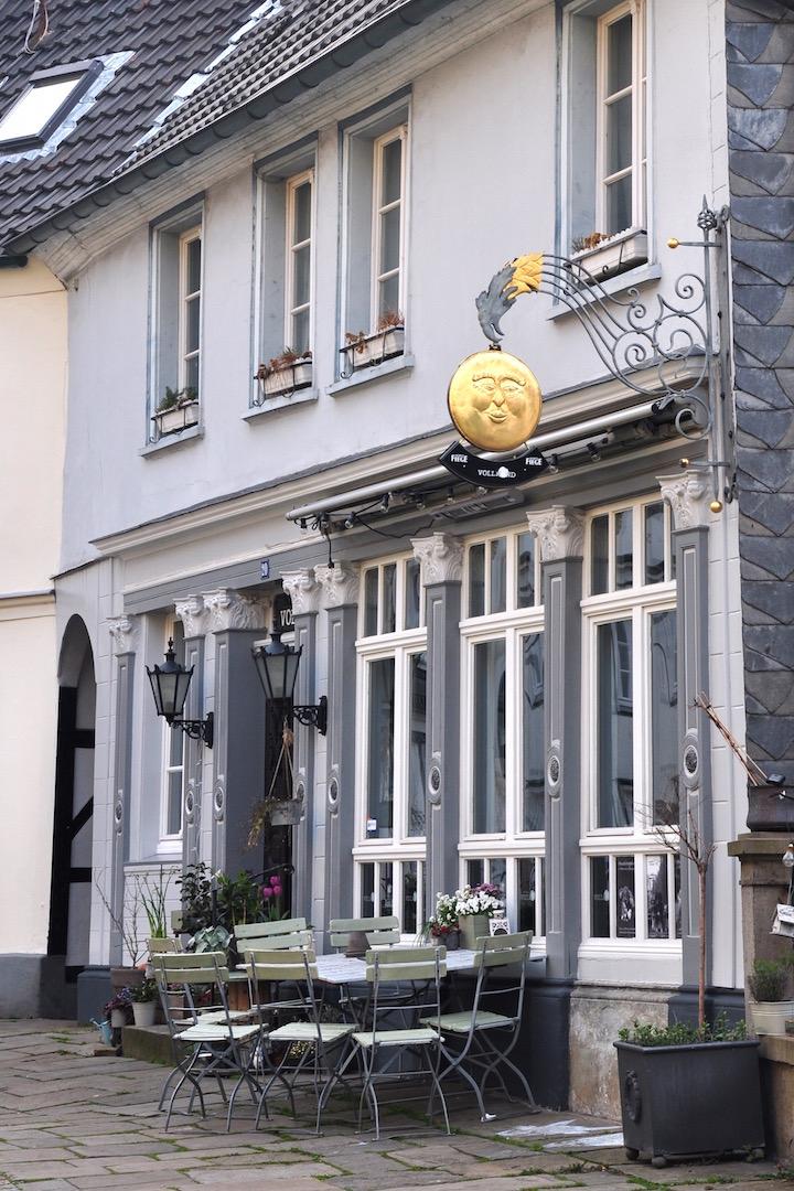 Cafe Vollmond in Hattingen