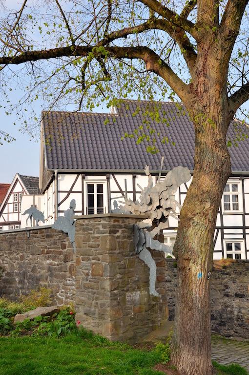 Das Holschentor in Hattingen
