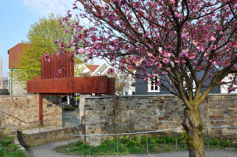 Das Steinhagentor in Hattingen