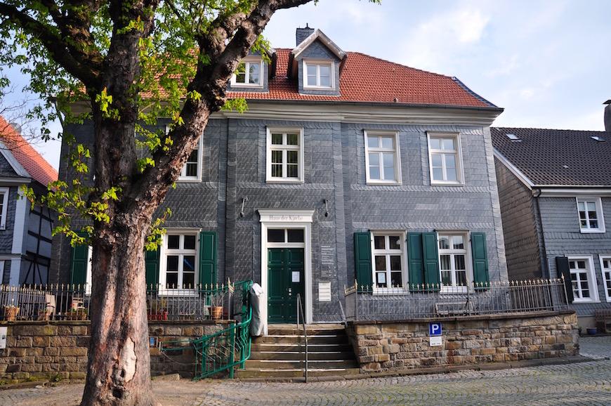Ehemalige Lateinschule, Hattingen