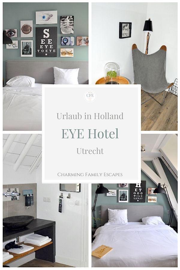 Eye Hotel Utrecht, Holland, Niederlande