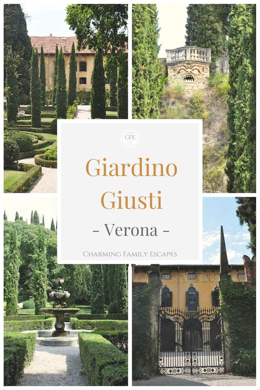 Giardino Giusti, Verona, Charming Family Escapes