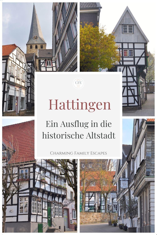 Hattingen - ein Ausflug in die historische Altstadt