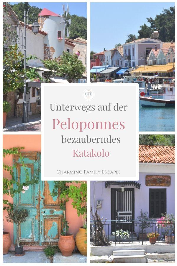 Ausflugsziele Peloponnes - Katakolo