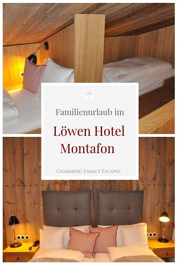 Löwen Haotel Montafon auf Charming Family Escapes