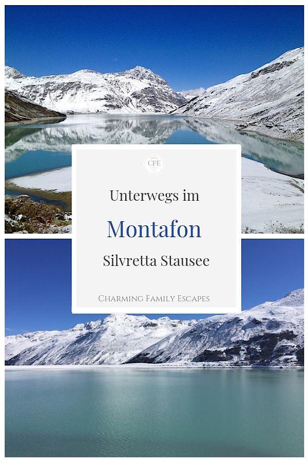 Montafon, Silvretta Stausee, Vorarlberg auf Charming Family Escapes