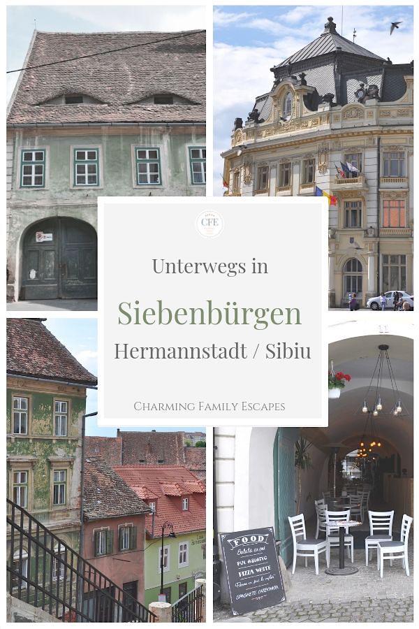 Siebenbürgen, Hermannstadt-Sibiu auf Charming Family Escapes