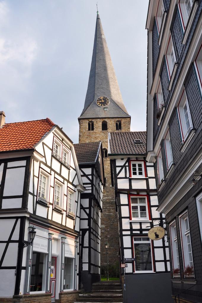 St. Georgskirche in Hattingen