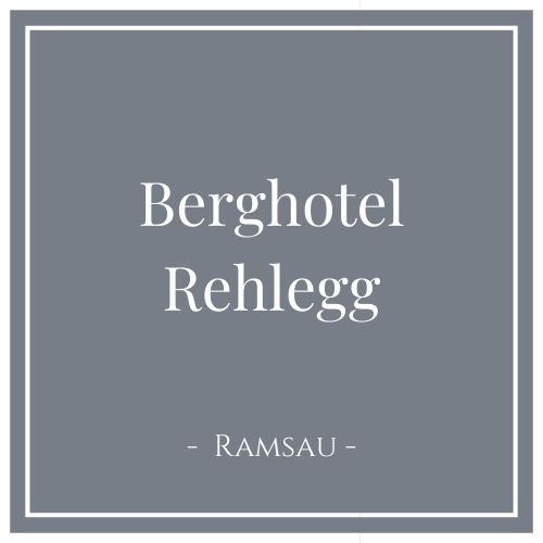 Berghotel Rehlegg, Raumsau