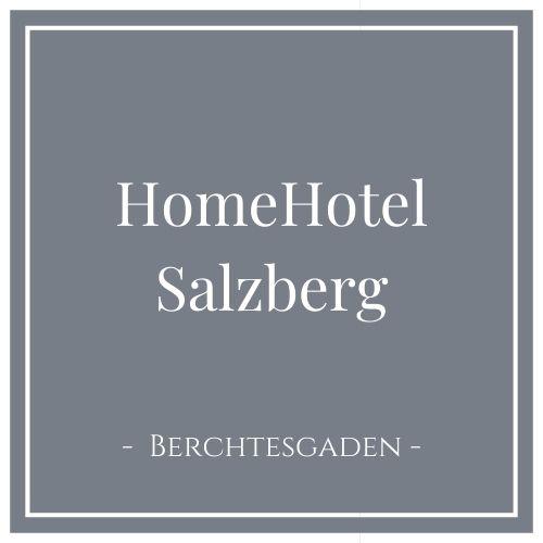 HomeHotel Salzberg, Berchtesgaden