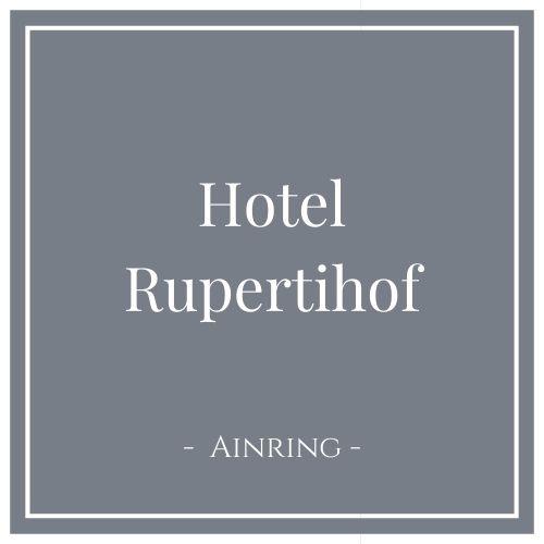 Hotel Rupertihof, Ainring(1)