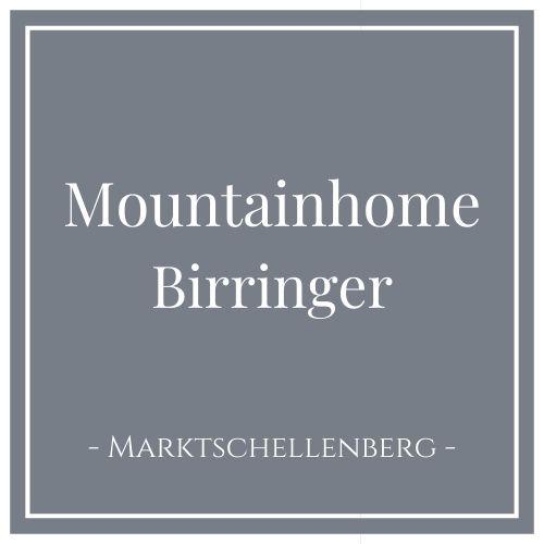 Mountainhome Birringer, Marktschellenberg