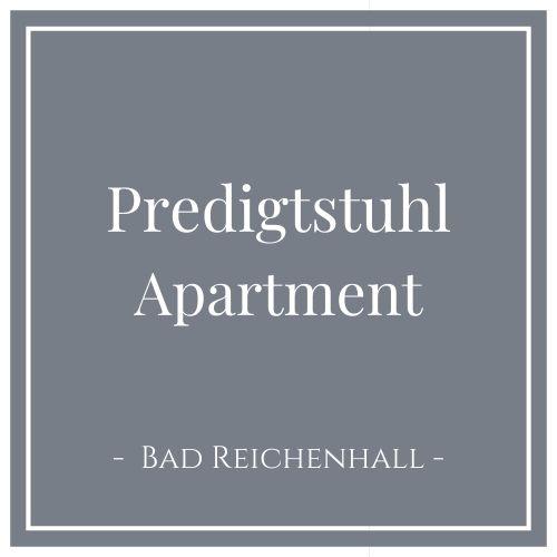 Predigtstuhl Apartment, Bad Reichenhall