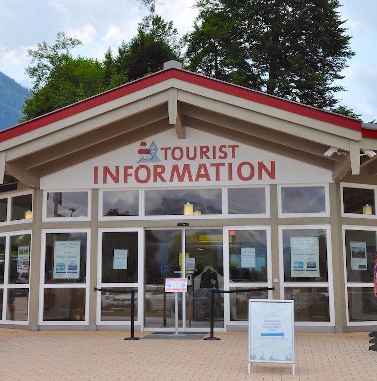 Tourist Information am Königssee